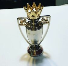 More details for liverpool metal prem trophy with you'll never walk alone enamel on the base lfc