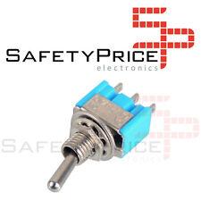4x MTS-102 SPDT 3 Pines interruptor AC 6a 125vac/3a 250vac on/on