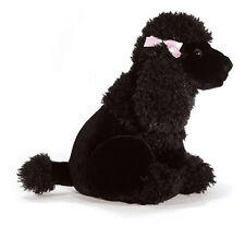 Plush & Company 15718 Peluche Cane Barboncino Nero H.30 CM. Caniche Noir Poodle