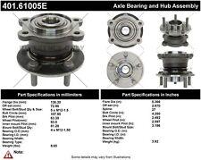 Axle Bearing and Hub Assembly-C-TEK Hubs Rear Centric 401.61005E