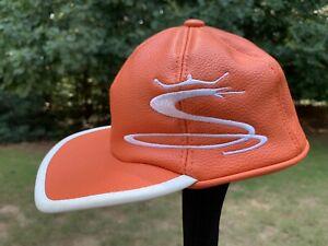 King Cobra Driver Head Cover Rickie Ricky Fowler Hat Orange White Golf
