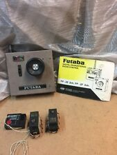 Vintage Futaba FP-T  2F For Parts Or Not Working