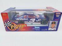 1998 Dale Earnhardt Jr. Nascar 1/24 Winners Circle AC Delco #3 Chevy Diecast Car