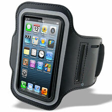 Sports Running Jogging Armband Waterproof Case Cover for iPhone 4, 4s Black