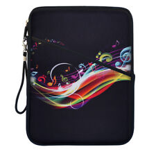 "9"" 10"" Neoprene Bubble Padded Sleeve Case For Tablet iPad Kindle Nexus  2704"