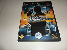 PlayStation 2 PS 2 James Bond 007-agent en el fuego cruzado (7)