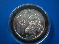 Vintage Star Wars Ewok Warok Silver Coin 1984 LFL