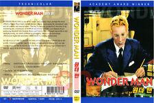 Wonder Man (1945) - Danny Kaye DVD NEW