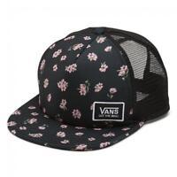 Vans BEACH BOUND Trucker Hat (NEW) Ditsy Poppy Floral Snapback Cap FREE  SHIPPING e6eb978a43d
