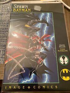 spawn batman 1994 miller, mcfarlane
