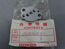 NOS Honda Oil Pump Plate 1985-1987 CH250 1992-1994 CN250 15116-KJ9-000