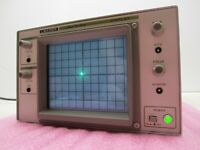LEADER ELECTRONICS LBO-51MA DISPLAY MICROSCOPE X-Y OSCILLOSCOPE