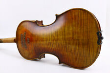 Master 4/4 violin Handmade Antonio Stradivari 1716 model Violin free bow case