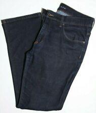 Jeans 34x32 - Mott & Bow - Straight Oliver - Dark Blue Denim