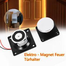 Elektromagnetische Tür Absaugung Türstopper 150 LBS Lineare Tension Spannung 12V