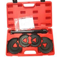 (5) Spring Compressor Set For Mercedes Benz W124 W116 Telescopic Repair Tool Kit