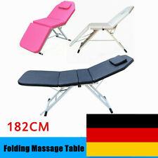 Table massage portable facilement pliable lit tatouage beauté canapé 3 sections