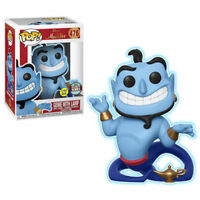 Funko Pop! Disney's Aladdin: Genie With Lamp GITD #476 Specialty Series PREORDER