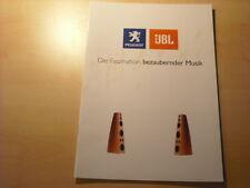 50711) Peugeot - JBL - Prospekt 200?