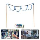 Multi Loop Bubble Sticks included Bubble Solution / party wedding birthday Set