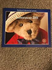 2001 Boyds Calendar