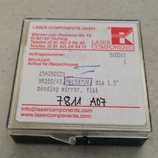 New Other in Opened Package Laser Components Window Plane Fused Silica PW1537UV