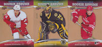 15-16 Upper Deck Contours Andreas Athanasiou /99 GOLD Rookie Resume 2015