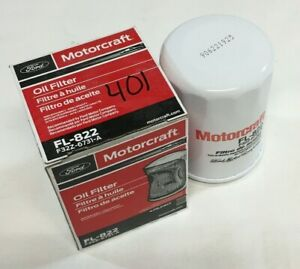 1992-2005 Ford Taurus Engine Oil Filter New OEM Motorcraft FL-822