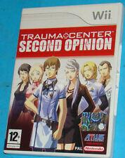 Trauma Center Second Opinion - Nintendo WII - PAL