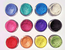 Perfect Mica Pearl Pigment Powders - Essential Brights Free mini misting spray
