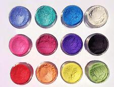 Perfect Mica Pearl Pigment Powders - Essential Brights Free mini misting spray