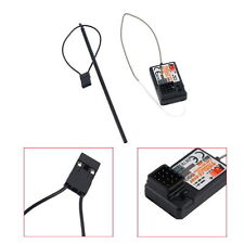 FlySky FS-GT3C GT2B GT3B GT2 2.4Ghz 3CH Receiver For RC Car Boat MB