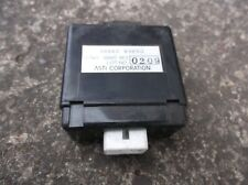 VAUXHALL AGILA A REAR FOG LIGHT CONTROL RELAY UNIT  2000-2007 FOGLIGHT CONTROL