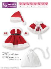 Azone 50cm AZO2 Santa Girls Set Red Yamato VMF50 Obitsu MDD L Bust