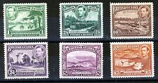 BRITISH GUIANA King George VI 1938-52 Pictorial Part Set SG 308 to SG 319 MINT