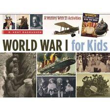 New, WORLD WAR 1 FOR KIDS, RASMUSSEN, R KENT, Book