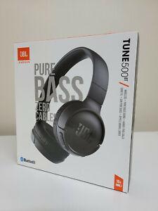 JBL Tune 500 BT - On-Ear Bluetooh Headphones