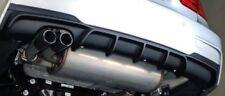 BMW GENUINE BMW F30 M PERFORMANCE REAR BUMPER DIFFUSER TWIN TAILPIPE 51192291418