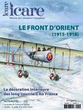 ICARE N°254 - Le Front d'Orient (1915-1918)