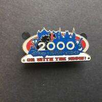 MGM Studios - On With The Show! 2000 - Fantasmic Disney Pin 4