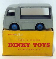 Vintage Dinky 491 - Electric Dairy Van - Grey