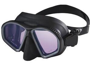 Sherwood Onyx ARL (Anti Reflection Lenses) Mask, All Black
