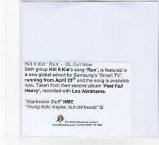 (FB636) Kill It Kid, Run - DJ CD
