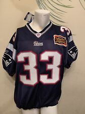 Kevin Faulk Authentic Super Bowl XXXVIII New England Patriots NFL Jersey