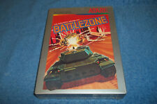 BRAND NEW ( NOS ) ATARI 2600 BATTLEZONE GAME IN FACTORY SEALED & S/W BOX 7800