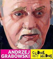 Andrzej Grabowski - Cudne jest nudne (CD) 2013 NEW