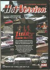 HOT VERSION TUNER BATTLE ROYALE DVD - BONUS FR vs TUNEO AWD BATTLE
