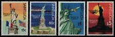 St. Lucia 1987 - Mi-Nr. 890-893 ** - MNH - Freiheitsstatue
