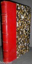 BIBLIOGRAPHIE Littérature Française 1930-1939 DREHER & ROLLI Relié 1948 Giard