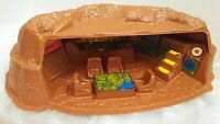 VTG RARE 1982 JCPENNEY GI JOE KNOCK-OFF ~MILITARY COMMAND HQ~PLAYSET INCOMPLETE